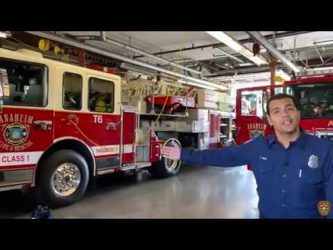 Virtual Tour Of Anaheim Fire & Rescue Station 6
