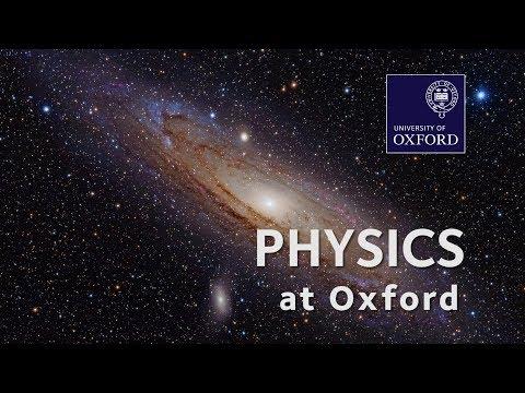 Physics at Oxford University