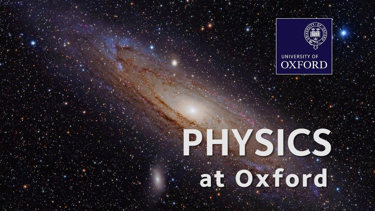 Physics | University of Oxford