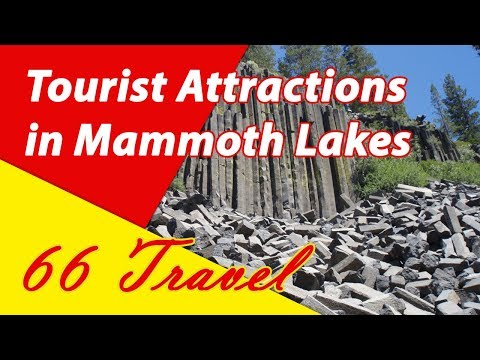 List 8 Tourist Attractions in Mammoth Lakes, California   Travel to United States
