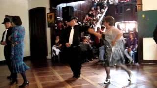 """Baile de tango """"el escondite de hernando"""""""