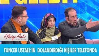 Tuncer Ustael'in dolandırdığı kişiler  telefona bağlandı - Müge Anlı ile Tatlı Sert 3 Ocak 2019