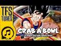 Dragonball Z Abridged MUSIC: GRAB A BOWL - (A Dragon Soul Song Parody Remix) - Team Four Star