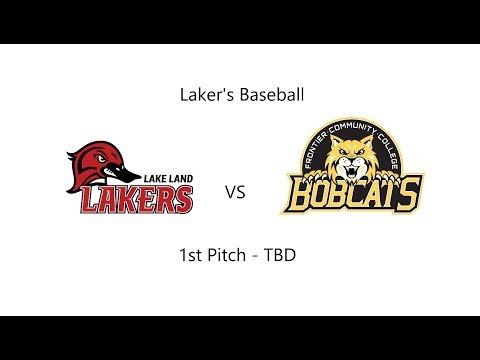 Baseball vs Frontier Community College