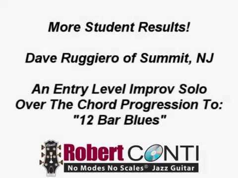 12 Bar Blues - Dave Ruggiero