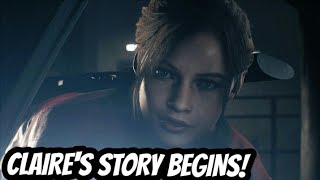THE STORY OF CLAIRE - RESIDENT EVIL 2 #7