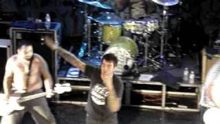 New Found Glory playing Coming Home live at The Metro in Chicago on...