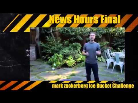 mark zuckerberg Ice Bucket Challenge