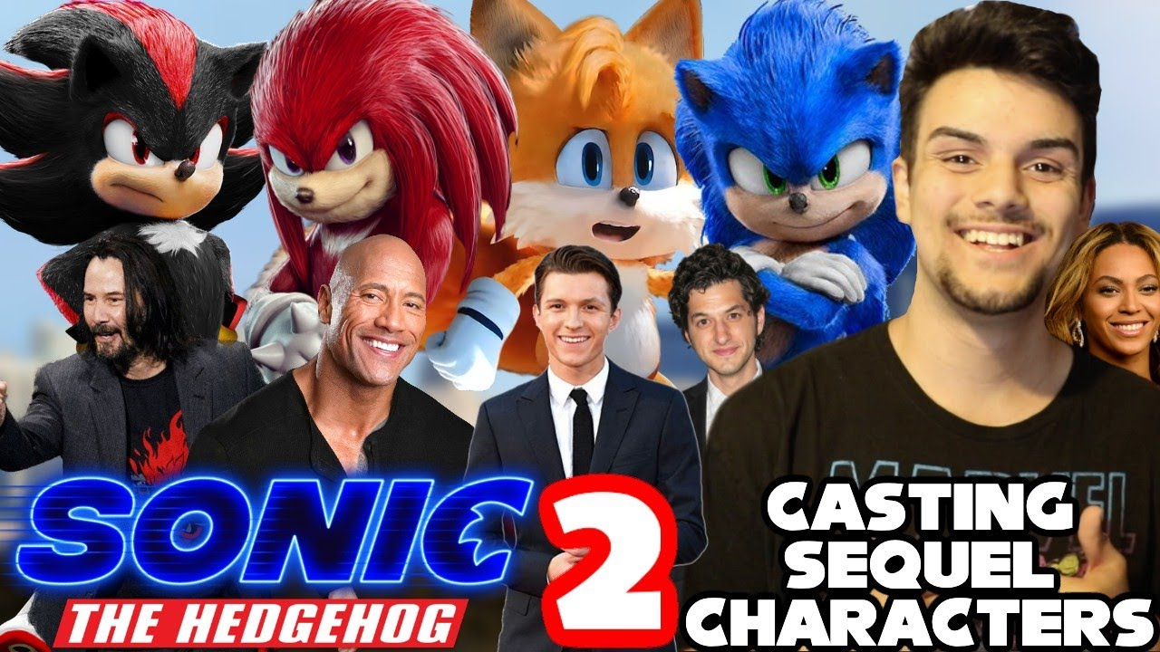 Casting Sonic The Hedgehog Movie Sequel Characters Ft Beyonce