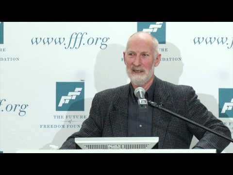 "Robert Higgs: ""The Logic of Crisis and Leviathan and Why It Still Holds"""