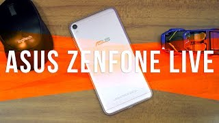 ASUS Zenfone Live Review - Livestream Beautifully