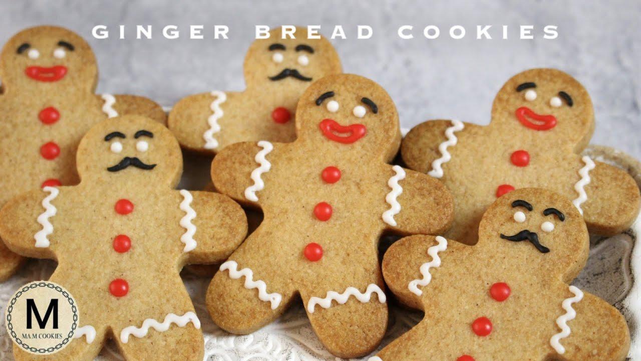 アイシングは100均で簡単に☆ジンジャーブレッドクッキーの作り方