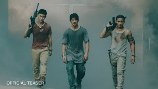 TRIPLE THREAT (2019) Official Teaser Trailer | Watch Now!