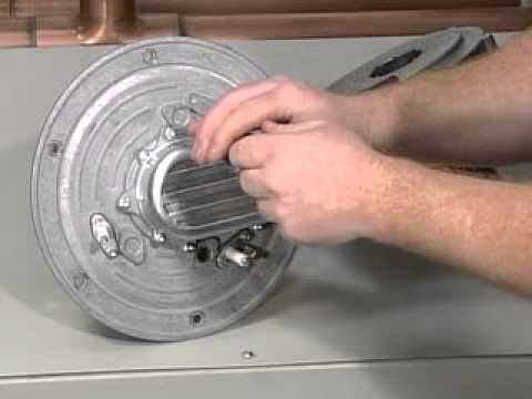 Burner Removal & Cleaning - YouTube