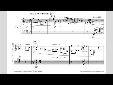 James BOYK plays Schoenberg: