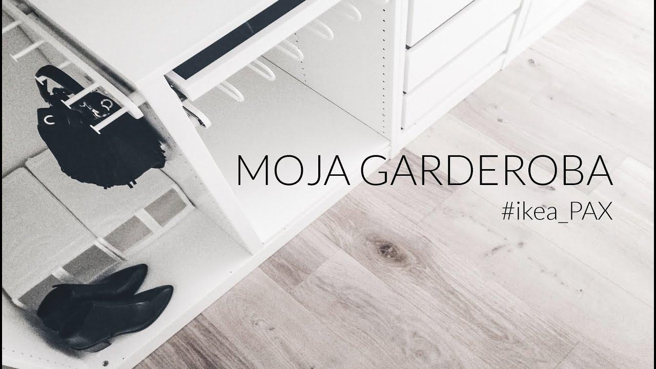 Ikea Pax Szafa Garderoba Diy Youtube