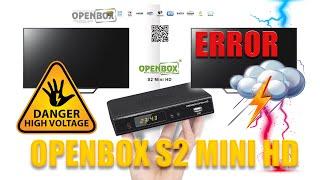 Openbox s2 Mini HD не включается / #openbox
