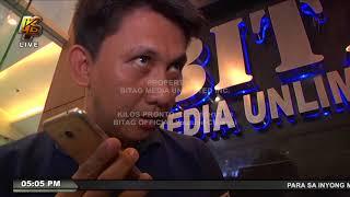 Ben Tulfo, binabaan ng telepono ng pekeng Ben Tulfo!