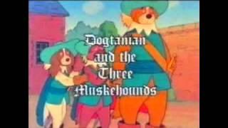Dogtanian German,Englisch u.French Theme