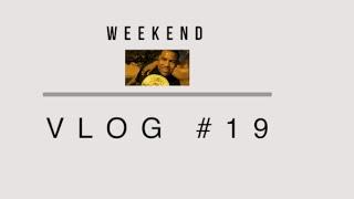 WEEKEND VLOG #19: TYRESE BDAY| HOOD FOOD| TABOO |PT 1