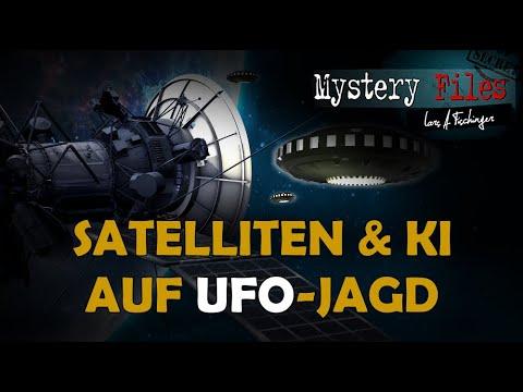 Mit Satelliten im Weltraum und KI auf UFO Jagd (UAP): Spannende Pläne aus den USA