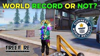 3 Times Quadra Kill World Record or Not? Best Clash Squad Gameplay #47   Garena Free Fire screenshot 1