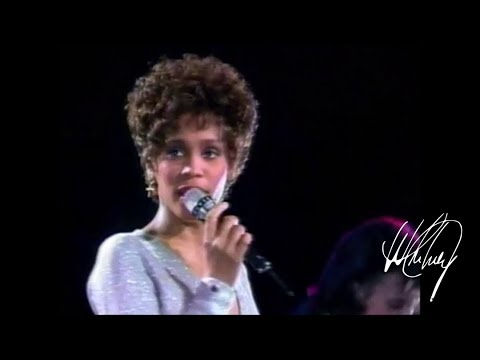 Whitney Houston - Higher Love (Feels So Right Tour, 1990)