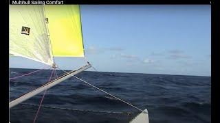 Multihull Sailing Comfort