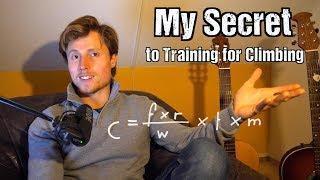 My Climbing Training Secret (Dave MacLeod Response)