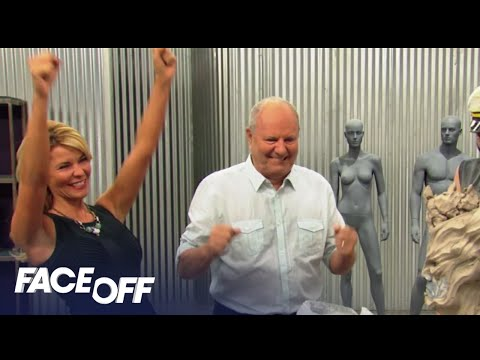 Face Off: The Legend of Westmore  S7E11  SYFY