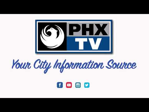 Phoenix Emergency Management Team thanks PHXTV viewers