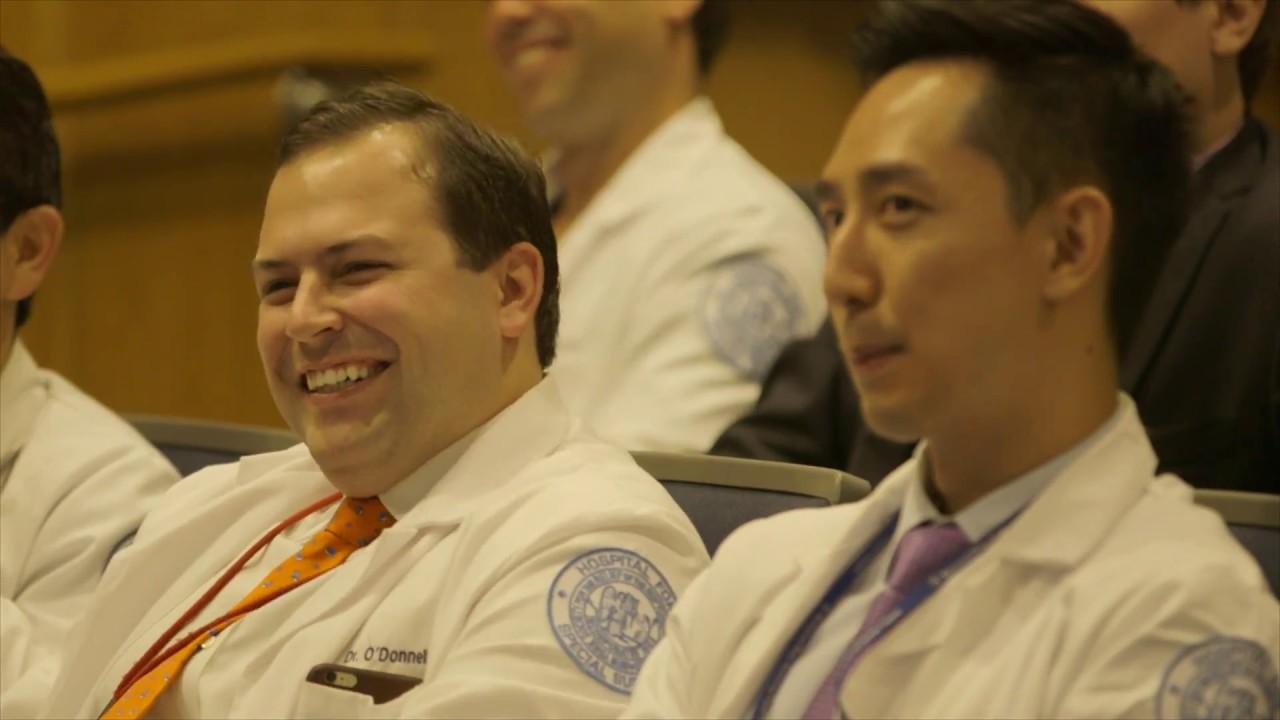 HSS Orthopedic Residency Program - Life as a Resident