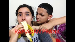 I BROKE MY FAST PRANK!! *Ramadan Prank*