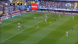 BOCA JUNIORS VS RIVER PLATE VIVO partido
