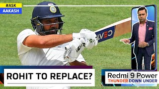 WHO will GO OUT when ROHIT is BACK?   Redmi 9 Power presents 'Thunder Down Under'   #AskAakash
