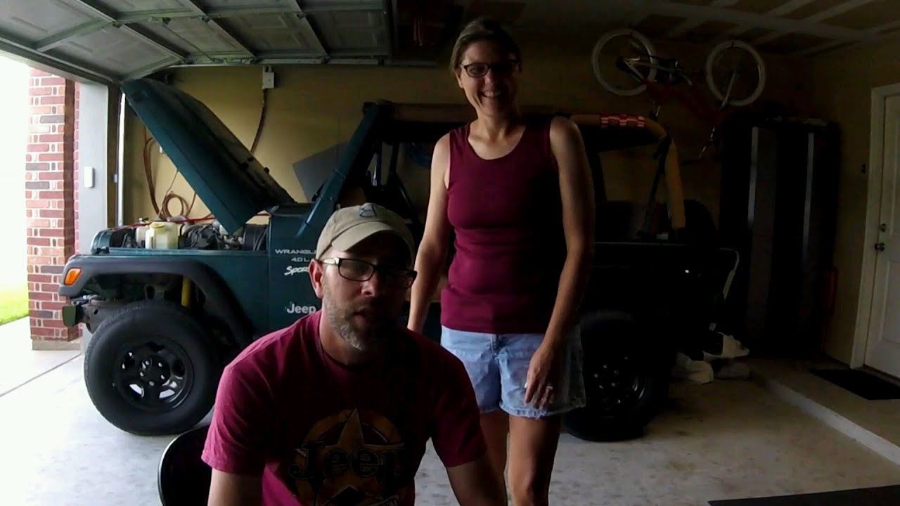 hight resolution of  bubbasgaragetv jeep jeepwrangler