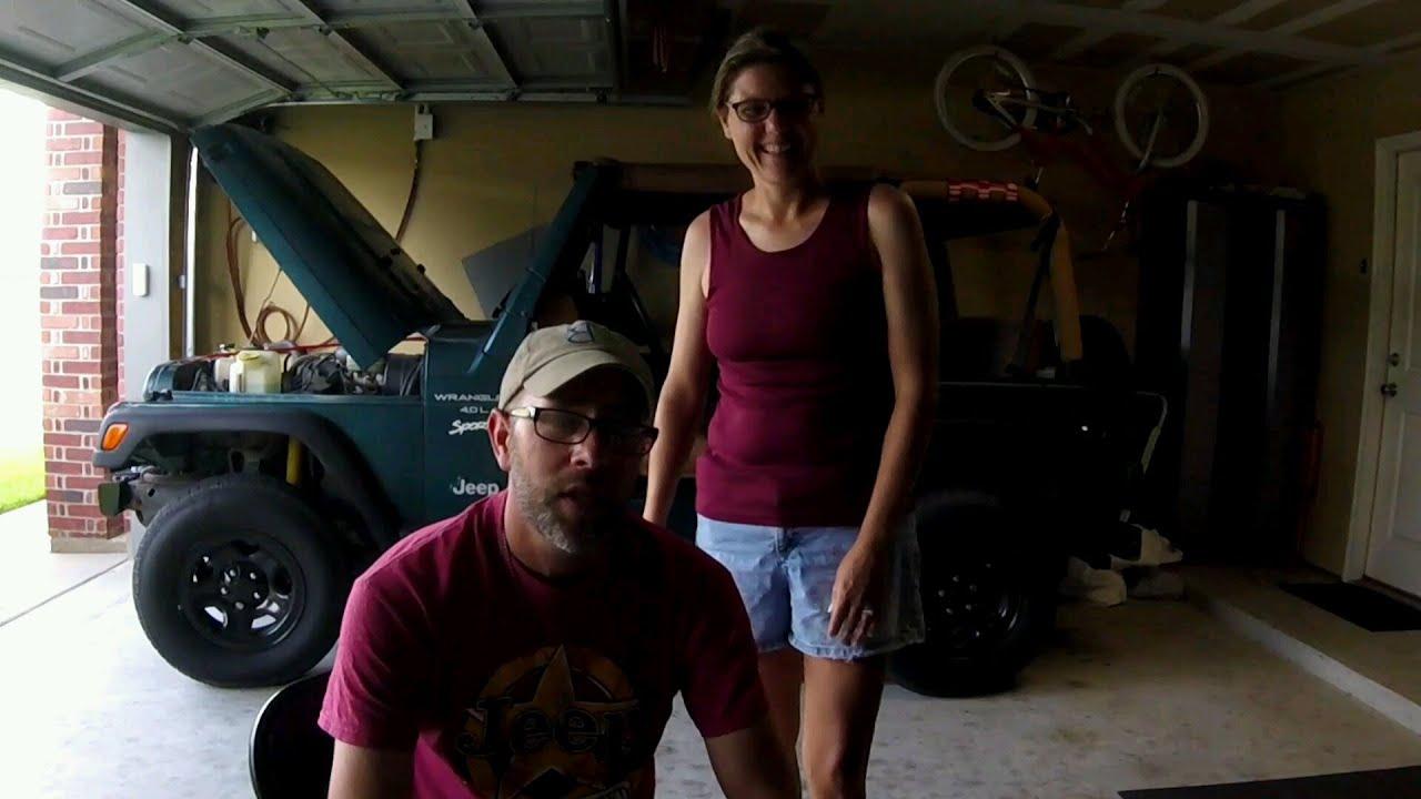 bubbasgaragetv jeep jeepwrangler [ 1280 x 720 Pixel ]