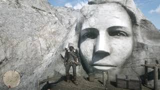 Red Dead Redemption 2 - The Colossus (Secret Mount Easter Egg)