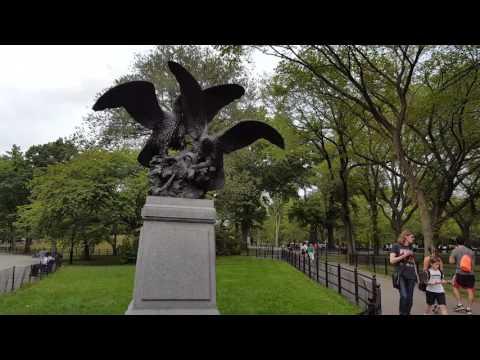 En  central Park  Manhattan