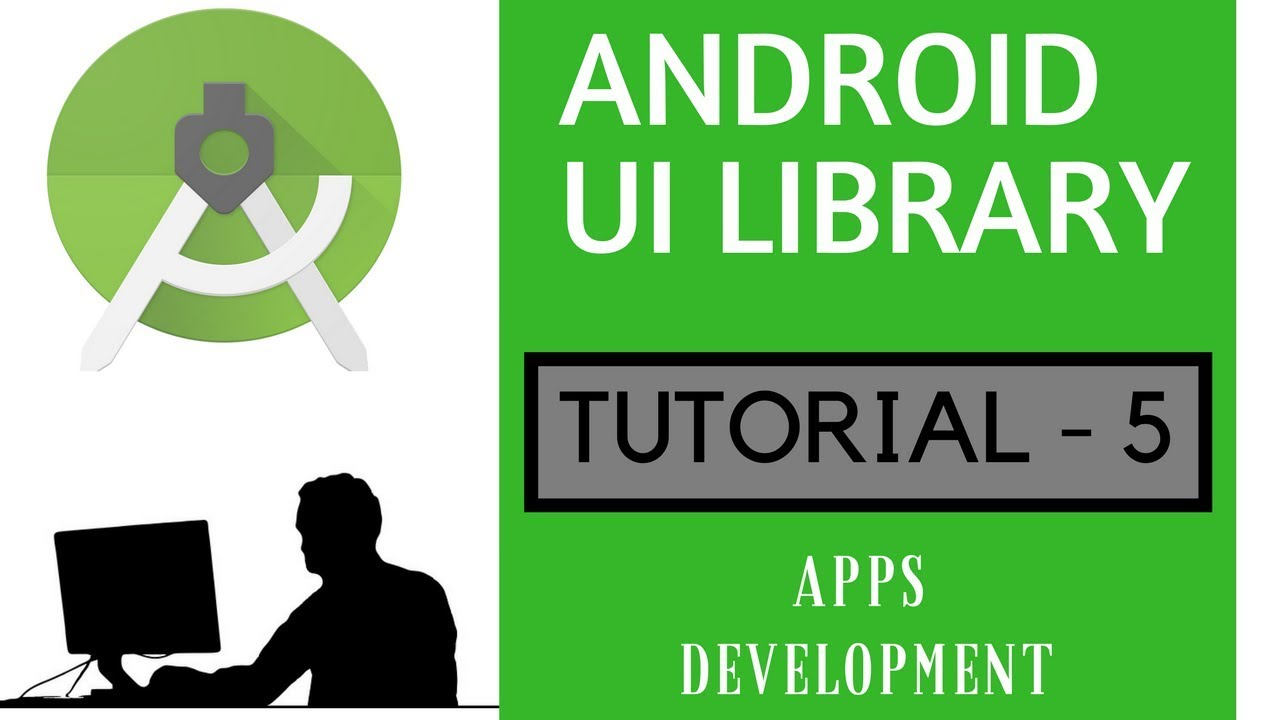 Android UI Library -5   Android Submit Button Ripple Effect