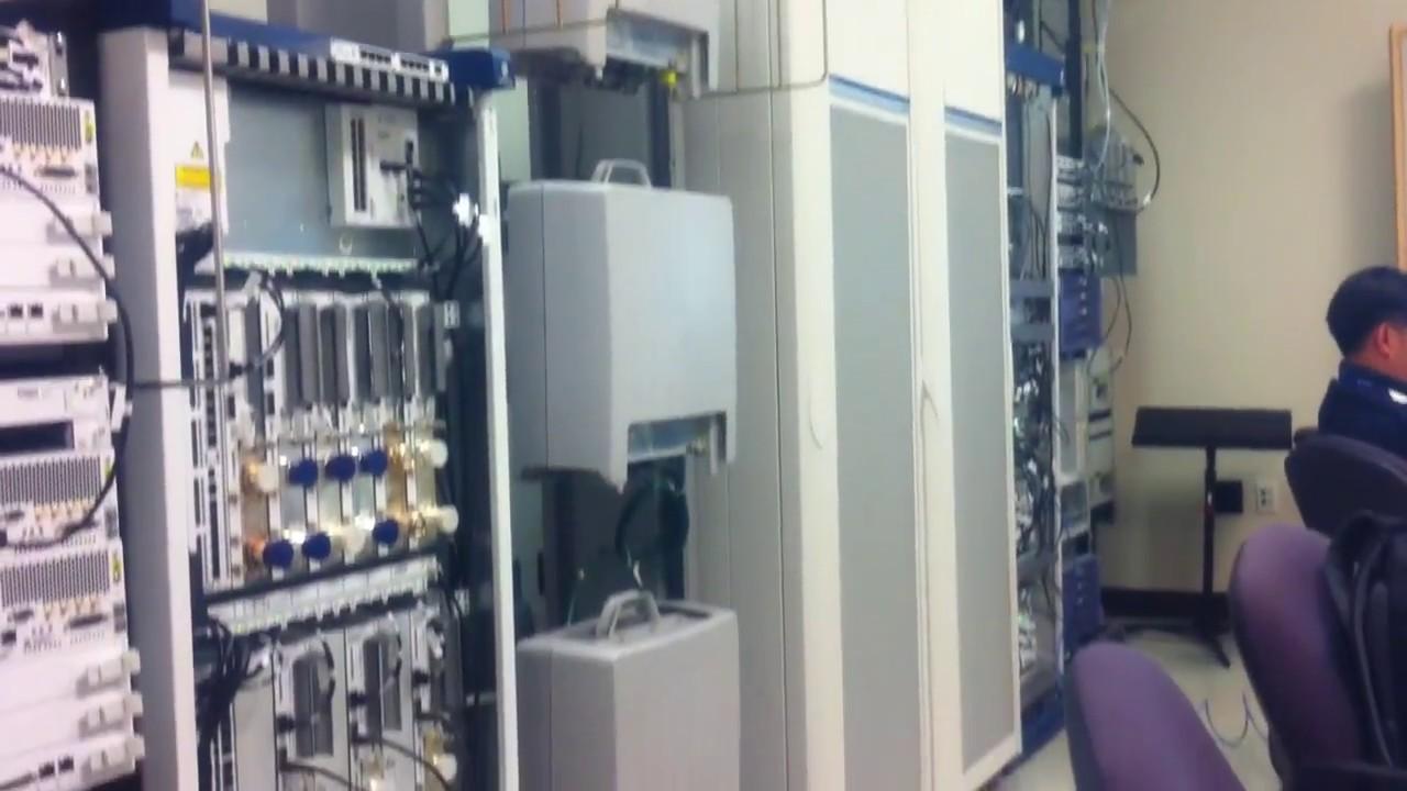 Ericsson Radio Base Station GSM UMTS LTE Texas Training Lab 062012 1