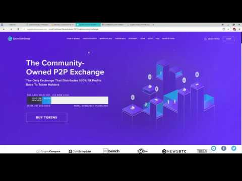 Local Coin Swap ICO Review (LCS Token)
