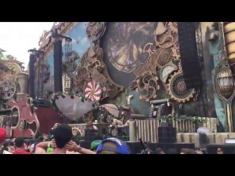 Tomorrowland Brasil 2016 - Friday - Vídeo 001