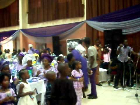Iyabo's wedding video
