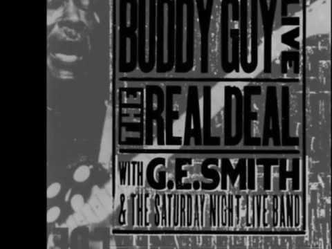 Buddy Guy & G.E. Smith -Sweet Black Angel (Black Angel Blues)
