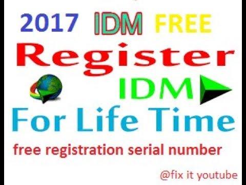idm  free serial number    idm free registration 2018    idm lifetime registation free 2018
