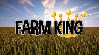 NEW Minigame: Farm King!