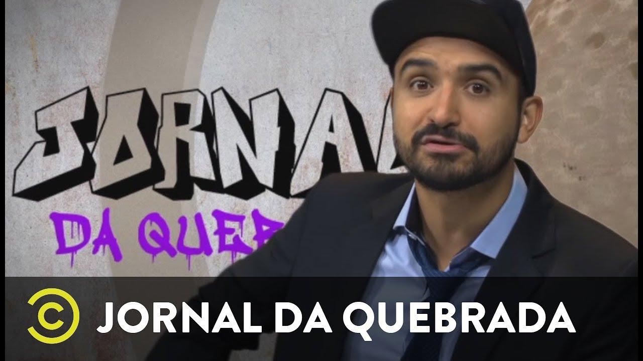Thiago Ventura e as Notícias da quebrada