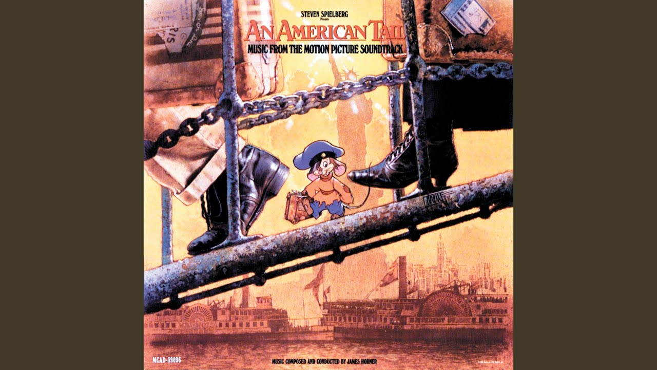 "There Are No Cats In America (From ""An American Tail"" Soundtrack)"