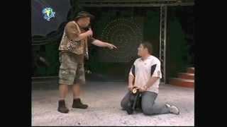 Thys die Bosveldklong en Andre die Hipnotis